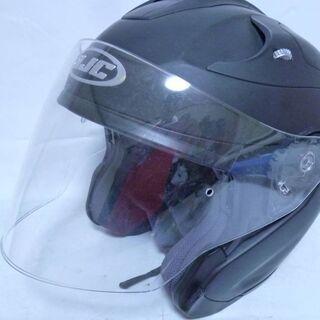 ★消毒済み★HJC FG-JET ジェットヘルメット Sサ…