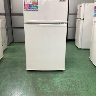 安心の6ヶ月保証付!! BESTEK 2ドア冷蔵庫 BTMF21...