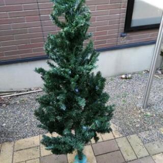 150センチ クリスマスツリー  飾りなし
