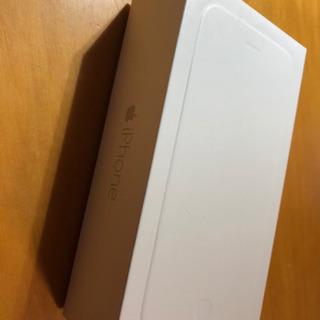 iPhone 6 箱のみ 綺麗です!!