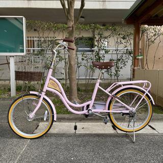 【北部九州配達可】自転車 コンパクト自転車