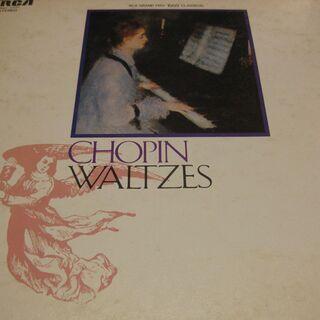 523【LPレコード】 ショパン ワルツ集 ピアノ=ブライロフスキー