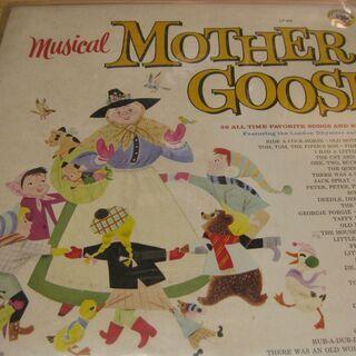 524【LPレコード】 ミュージカル マザーグース