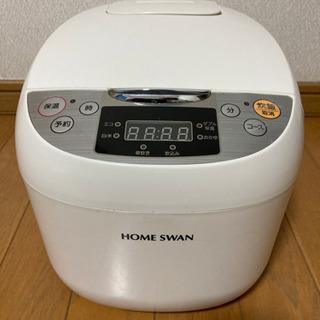 マイコン式炊飯ジャー5.5合炊きの画像