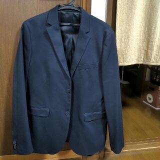 【ネット決済】H&M ジャケット 濃紺 175cm