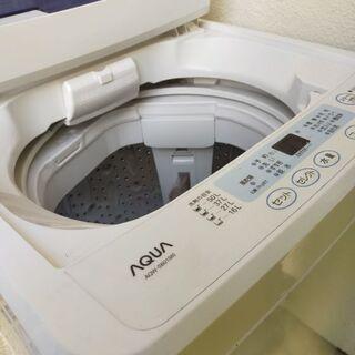 (交渉中)洗濯機無料で差上げます!