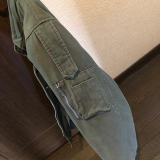 SALE!ミリタリー ブルゾン MA-1? ビンテージ レア 起毛 - 服/ファッション