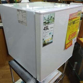 J082★6か月保証★サイコロ1ドア冷蔵庫★Abitelax  AR-45KS  2018年製        − 愛知県