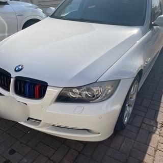 検R4年8月 BMW335i E90 3シリーズ ホワイト セダ...