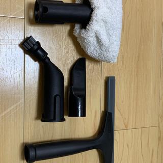 1回使用ケルヒャースチームクリーナーセット値下げして再投稿 − 滋賀県