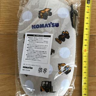 KOMATSU(コマツ)のペットボトル保温カバー(貴重品)