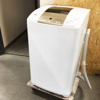 中古☆Haier 洗濯機 2018年製 7.0K