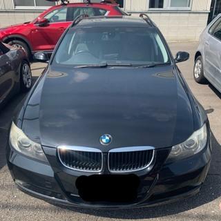 【車検付き有り!】 BMW・3シリーズ・ツーリング