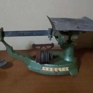 ≪レア≫ヤマト社製の秤  レトロ昭和アンティーク