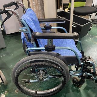 マツナガ 自走式 車椅子 REM-1000 中古