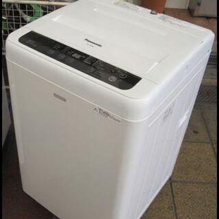新生活!16500円 パナソニック 全自動 洗濯機 5,0…
