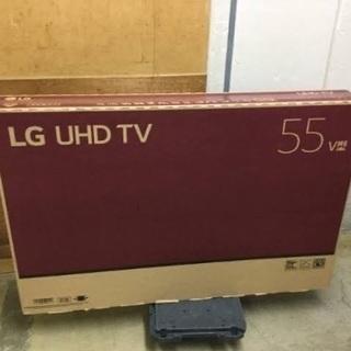 2018年製 新品同様 LG 55型 55インチ 大型 LED ...