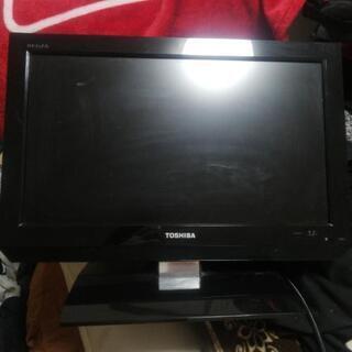 東芝 19型テレビ