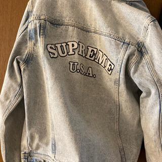 【ネット決済】supreme デニムジャケット
