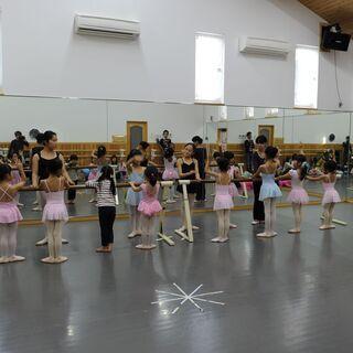 都度払い・幼稚園~小学生・中学生から始めるバレエ 個人レッスンも...