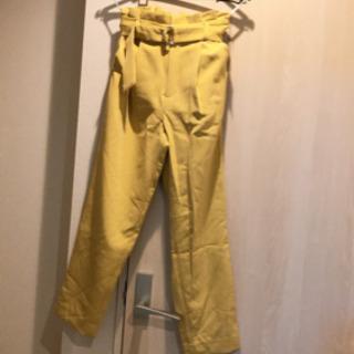GRL 🌟 パンツ イエロー 黄色 テチチ