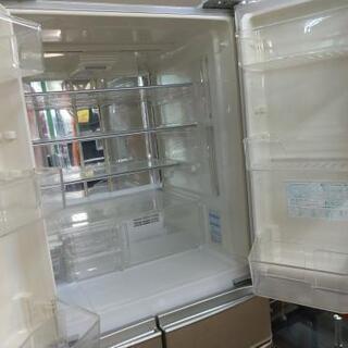 ⭐ジモティー限定特別価格⭐J069★6か月保証★6ドア冷蔵庫★SHARP  SJ-XF44T-N  2011年製⭐動作確認済⭐クリーニング済   - 名古屋市