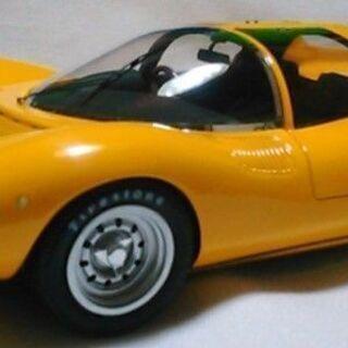 フェラーリ・ディーノ206 S コンペティツィオーネ イエロー