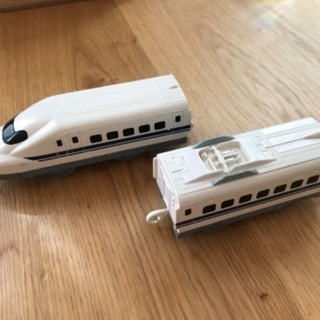 プラレール 新幹線