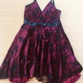 キャミソール型ドレス