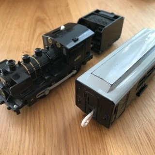 プラレール S-51 8620形 蒸気機関車 SL人吉号