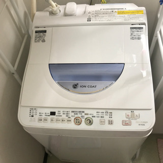 お取引済【3/13まで】洗濯機 シャープ 5.5kg