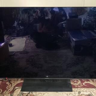 【ジャンク】Panasonic 4K有機ELテレビ 55型