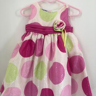 海外 子どもドレス