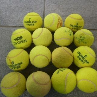 テニスボール15個