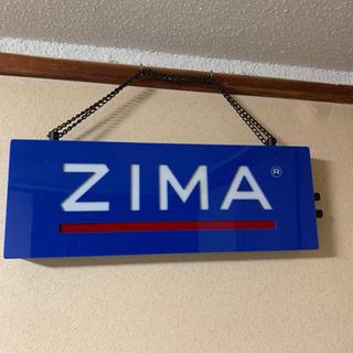 ZIMA ジーマ 看板 壁掛け LED アクリル電光看板