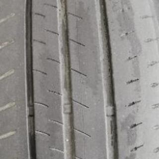 215/45R17 プリウスノアレガシー等 - 車のパーツ