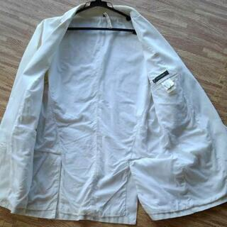Henry Cottons 白 テーラードジャケット ヴィンテージ - 服/ファッション