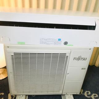 FUJITSU🌟冷暖房🌟エアコン✨主に6畳用✨人感センサー…