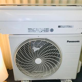 ナノイー搭載🌟冷暖房🌟エアコン🌟Panasonic✨主に6畳用✨...