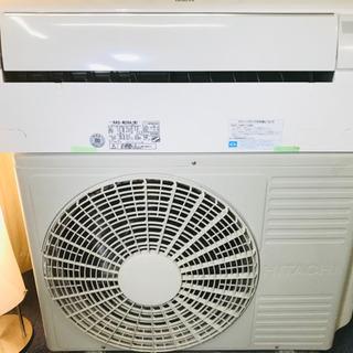 綺麗🌟主に10畳用✨冷暖房エアコン🌟お掃除機能付き🌟HITACH...