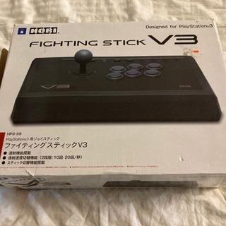 HORI fighting stick PS3のみ対応 格…