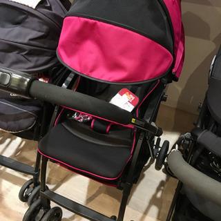 ■店頭引取限定■超美品 新生児対応ベビーカー ハイシート♫
