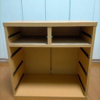無料でお譲りします  棚 DIY  シェルフ 収納棚 リメイク