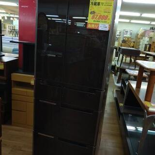 J089★6か月保証★6ドア冷蔵庫★HITACHI  R-…