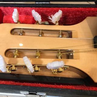 【決まりました】大正琴 菊八重 F28RP   ハードケース付き  - 楽器