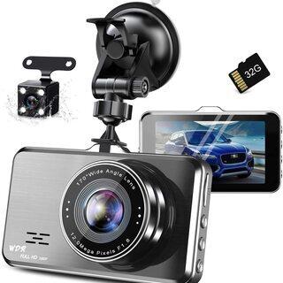 【新品】ドライブレコーダー 前後カメラ SONY IMX382セ...