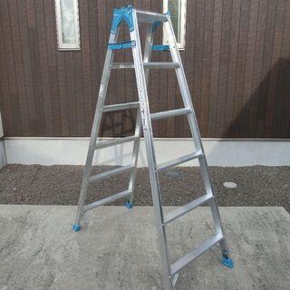 はしご(3m57cm)兼用脚立(1m68cm)をお貸しします。