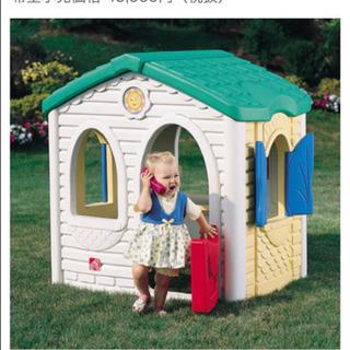 大幅値下げ!子供のプレイハウス 大型