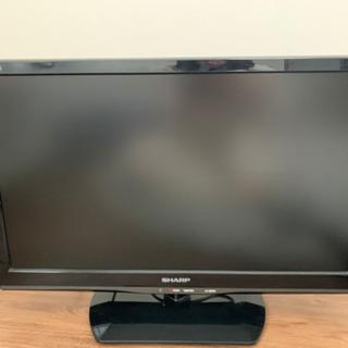 AQUOS 22型テレビ