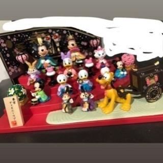 東京ディズニーリゾート限定 雛人形